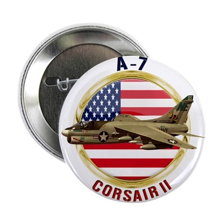 "A-7 Corsair II 2.25"" Button (100 pack)"