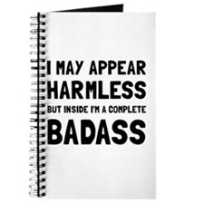 Complete Badass Journal