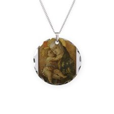 Madonna with Child Necklace