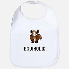 Equiholic Horse Bib