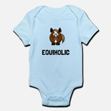 Equiholic Horse Body Suit