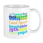 Cued Speech Mug