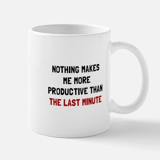 Last Minute Mugs