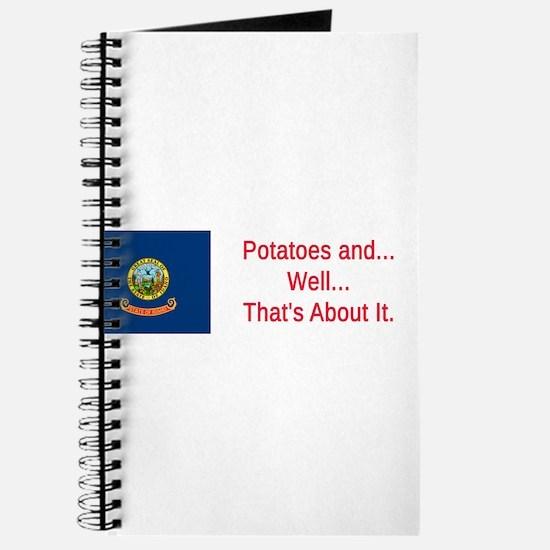 Idaho Humor #1 Journal