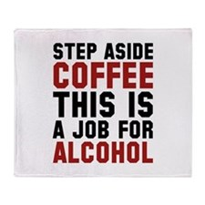 Step Aside Coffee This Is A Job For Alcohol Stadiu
