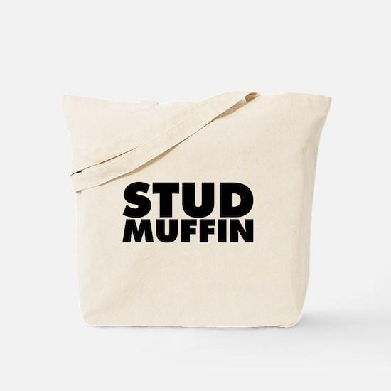 Stud Muffin Tote Bag