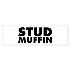 Stud Muffin Stickers