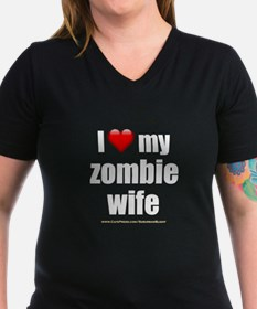 """Love My Zombie Wife"" Shirt"