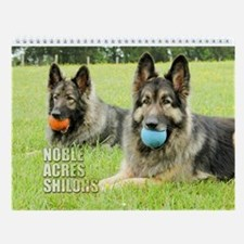 2014 Noble Acres Wall Calendar