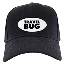 Travel Bug Baseball Hat