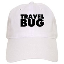 Travel Bug Baseball Cap