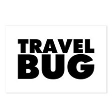 Travel Bug Postcards (Package of 8)