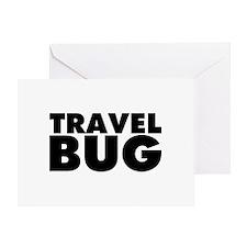 Travel Bug Greeting Card