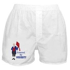 Powered By CURIOSITY Boxer Shorts