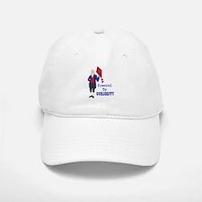 Powered By CURIOSITY Baseball Baseball Baseball Cap
