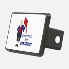 Powered By CURIOSITY Hitch Cover