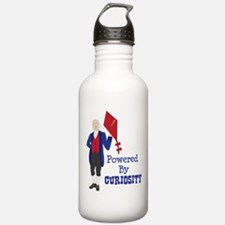 Powered By CURIOSITY Water Bottle