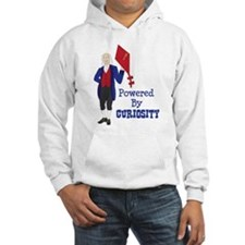 Powered By CURIOSITY Hoodie