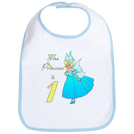 Fairy Princess Age 1 Bib