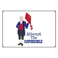 Attempt The IMPOSSIBLE Banner