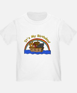 Noah's Ark Birthday T