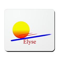Elyse Mousepad