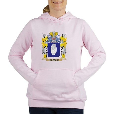Blomer Coat of Arms - Family Crest Sweatshirt