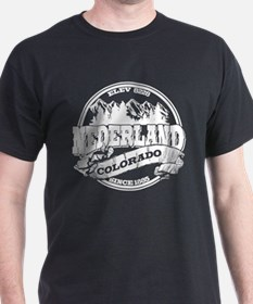 Nederland Old Circle Black T-Shirt