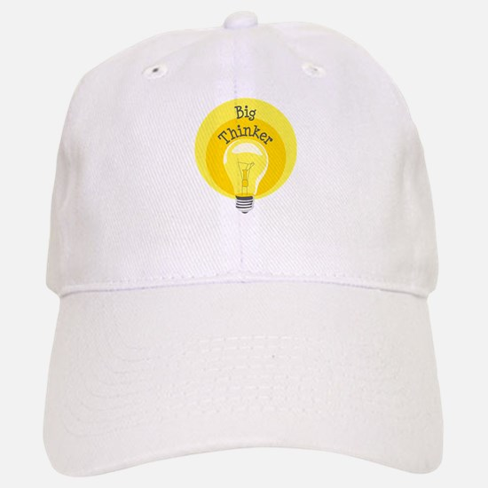 Big Thinker Baseball Baseball Baseball Cap