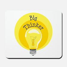 Big Thinker Mousepad