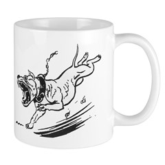 Old Scratch - Historic Image Mugs