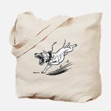 Old Scratch - Historic Image Tote Bag