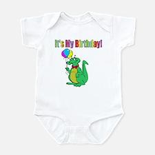 Gator Birthday Infant Bodysuit