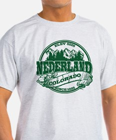 Nederland Old Circle Green T-Shirt
