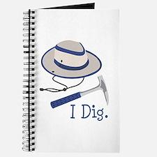 I Dig. Journal
