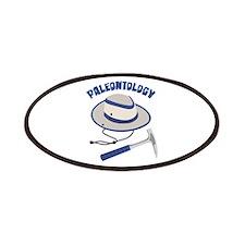 PALEONTOLOGY Patches