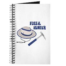 FOSSIL HUNTER Journal
