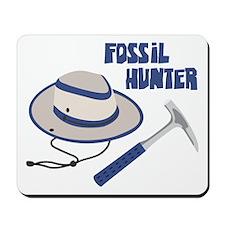 FOSSIL HUNTER Mousepad