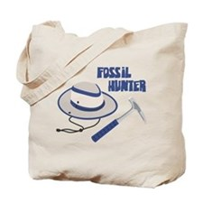 FOSSIL HUNTER Tote Bag