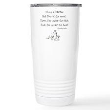 Cute Retro cocktail Travel Mug