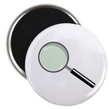 Magnifying Glass Magnets
