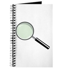 Magnifying Glass Journal