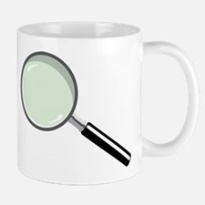 Magnifying Glass Mugs