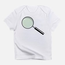 Magnifying Glass Infant T-Shirt