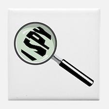 I SPY Tile Coaster