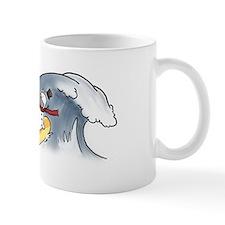 Dakine Surfing Snowman Mug