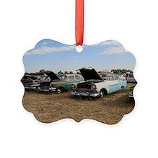 Lambrecht auction cars Picture Ornament