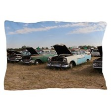Lambrecht auction cars Pillow Case