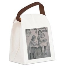 The Model Book of Dolls (F.A.O. S Canvas Lunch Bag