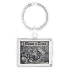 The Book of Cats (F.A.O. Schwar Landscape Keychain